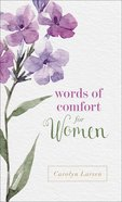 Words of Comfort For Women Mass Market