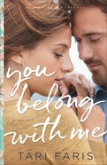 You Belong With Me (#01 in Restoring Heritage Series) Paperback