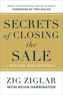 Secrets of Closing the Sale Paperback
