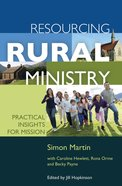 Resourcing Rural Ministry Paperback