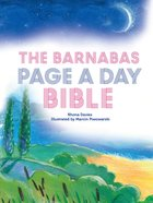 The Barnabas Page a Day Bible Paperback