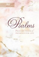 Psalms: Prayers, Praise & Promises For Life (365 Daily Devotions) Hardback