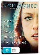 Unplanned (2019 Movie) DVD