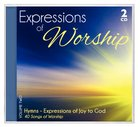 Expressions of Worship Volume 2: Hymns (2 Cds) CD