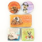 Magnetic Set of 5 Magnets: Pets Novelty