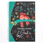 Spiral Notebook: God's Love Spiral