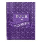 Book of Promises (Purple Luxleather) (Pocket Inspirations Series) Imitation Leather