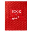 Book of Hope (Red Luxleather) (Pocket Inspirations Series) Imitation Leather