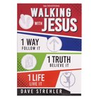 Walking With Jesus: 1 Way Follow It; 1 Truth Believe It; 1 Life Live It Paperback