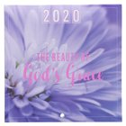 2020 Small Calendar: The Beauty of God's Grace Calendar