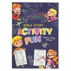 Bible Story Activity Fun Paperback