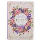 Journal: He Has Made Everything Beautiful, Pink Fabric Over Hardback