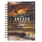 Journal: Anchor For the Soul, Brown Sea Spiral