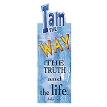 Bookmark Magnetic: I Am the Way, the Truth and the Life