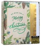 Christmas Premium Boxed Cards: We Wish You a Merry Christmas (Luke 2:14 Kjv) Cards