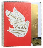 Christmas Premium Boxed Cards: Peace on Earth (Luke 2:13,14 Kjv) Cards