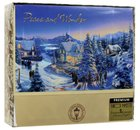 Christmas Boxed Cards: Thomas Kinkade Christmas Song (1 Thess 1:1 Tlb) Cards