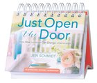 Daybrighteners: Just Open the Door: How One Invitation Can Change a Generation (Padded Cover) Spiral