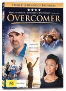 Overcomer Movie DVD