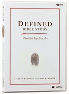 Defined: Who God Says You Are (2 DVD Only Set) DVD
