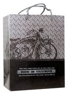 Gift Bag Medium: Ride in Triumph Stationery