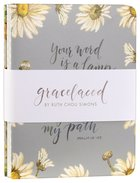 Gracelaced Journal 3 Pack: Magnify the Lord, Yellow/White/Blue Floral Paperback