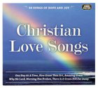Christian Love Songs CD