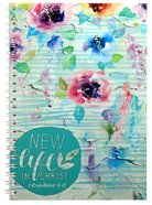 Spiral Softcover Journal: New Life in Christ Spiral
