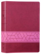 NIV Storyline Bible Pink Premium Imitation Leather