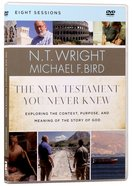 New Testament You Never Knew, the 8 Sessions (Study Guide And Dvd) Pack