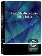 Semeur/Niv French/English Bilingual Bible (Black Letter Edition)