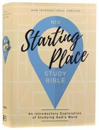 NIV Starting Place Study Bible Hardback