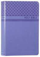 NRSV Premium Gift Bible Purple