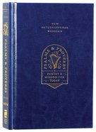 NIV Psalms and Proverbs Navy Hardback