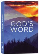 NIV God's Word Outreach Bible Paperback