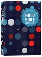 NIV Outreach Large Print Bible For Kids (Black Letter Edition) Paperback