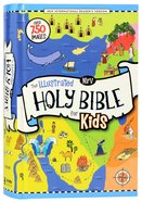NIRV Illustrated Holy Bible For Kids Full Color Hardback