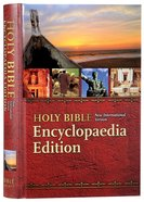 NIV Thinline Bible Encyclopaedia Schools Hardback