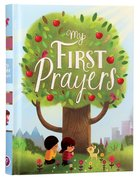 My First Prayers Padded Hardback