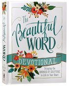 The Beautiful Word Devotional Hardback