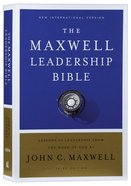 NIV Maxwell Leadership Bible 3rd Edition Hardback