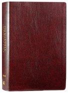 NIV Maxwell Leadership Bible Burgundy 3rd Edition