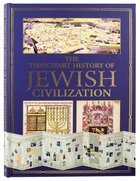 The Timechart History of Jewish Civilization Chart/card