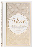 The 5 Love Languages: The Secret to Love That Lasts (Gift Edition) Hardback