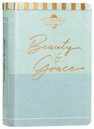 Beauty & Grace: A Morning & Evening Devotional Imitation Leather