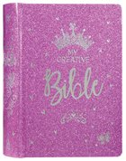 ESV My Creative Bible Purple Glitter Hardcover Hardback