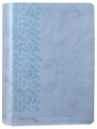 CSB Courage Devotional Bible Blue (Black Letter Edition) (In) Imitation Leather
