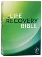 NLT Life Recovery Bible Second Edition (Black Letter Edition) Paperback