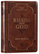 Walking With God Devotional Imitation Leather