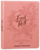 Find Rest Devotional Imitation Leather
